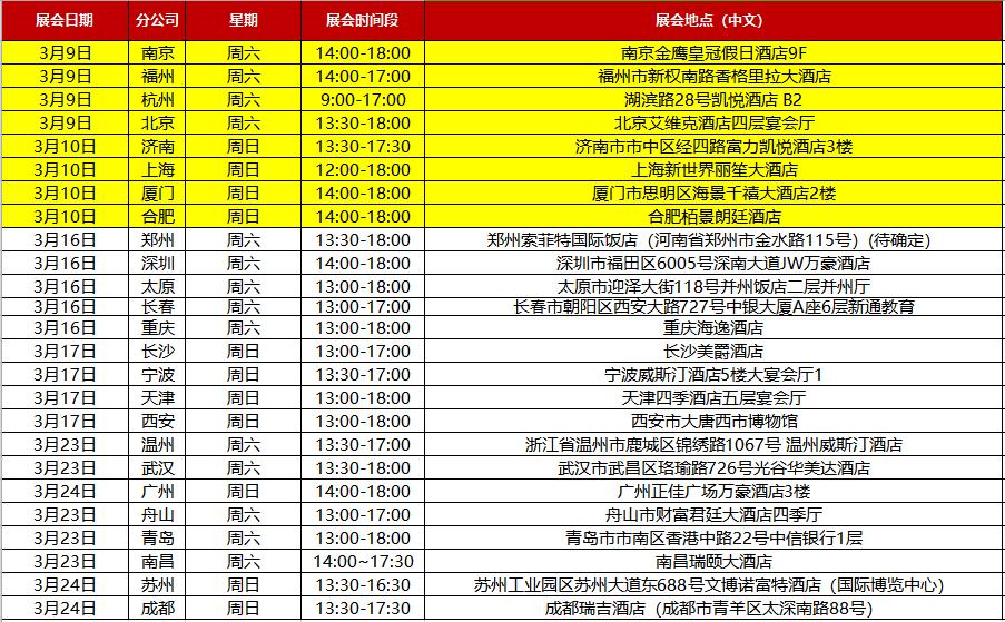 新通留学45届国际教育展