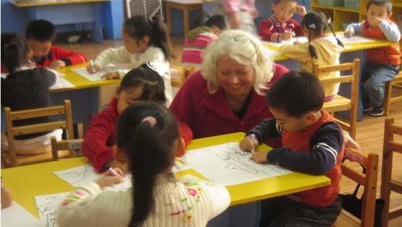 北京德威英国国际学校幼儿园双语国际课程