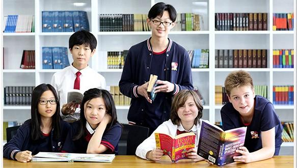 北京君诚双语国际学校高中部