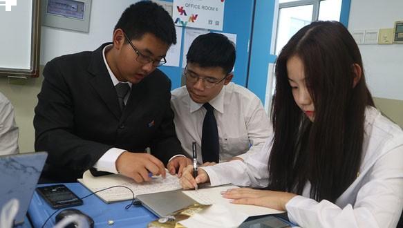 义乌卡迪夫公学一初中双语课程