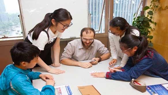 绍兴全能青少英语课程