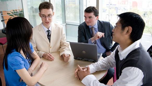 常德商务英语课程