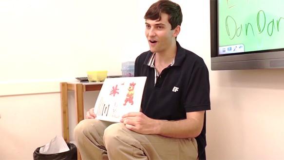 贵阳英孚青少儿英语课程