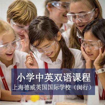上海德威英国国际学校(闵行)小学中英双语课程