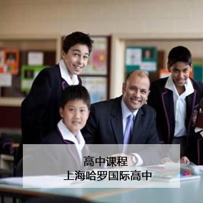 上海哈罗学校高中课程