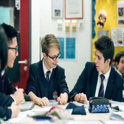 北京德威英国国际学校初中IGCSE课程