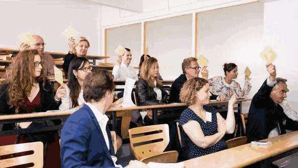 法国高等科学技术与经济商业学院工商管理博士(DBA)课程研修班