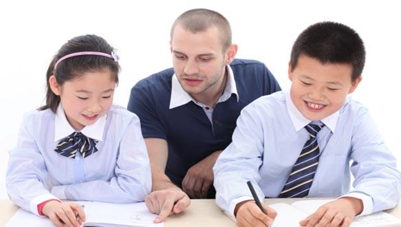 青岛汉普森成人英语陪练课程